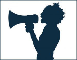 megaphone-advocacy